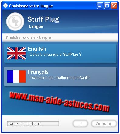Mettre StuffPlug en Français Stufplug3fr