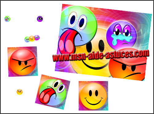 Pack 1 de Smileys , Avatars , Fonds - Page 2 Pack1