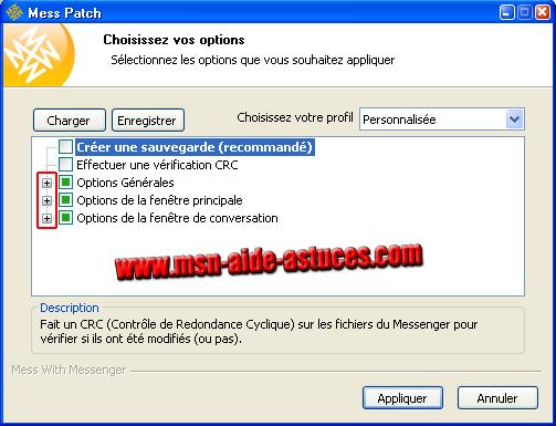 Mess Patch G4 : A prendre ! Version 8.0.0792 et 8.0.0812 Messpatch1