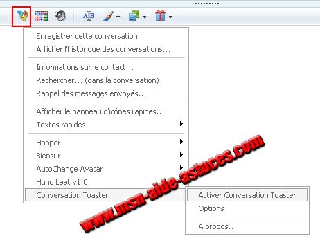 Conversation Toaster : affiche le texte dans une pop-up - Page 4 Toaster2