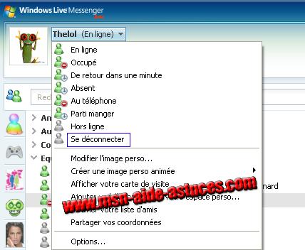Windows Live Messenger 8.1 Wlm812