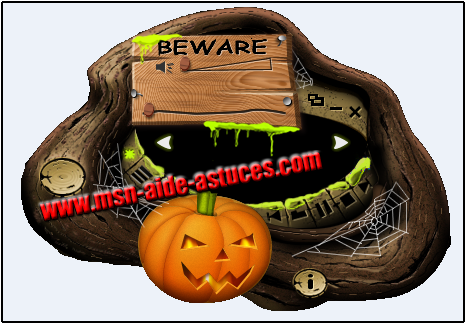 Theme Halloween Halloween
