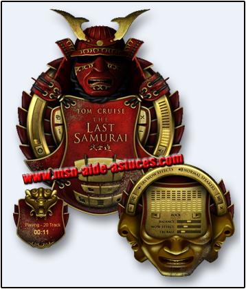 Theme Le Dernier Samourai Lederniersamourai