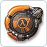 Prévisualisation : 43 Themes Windows Media Player Halflife2