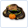 Prévisualisation : 43 Themes Windows Media Player Halloween