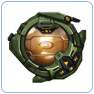 Prévisualisation : 43 Themes Windows Media Player Halo2