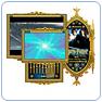 Prévisualisation : 43 Themes Windows Media Player Harrypotter