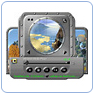 Prévisualisation : 43 Themes Windows Media Player Ocean