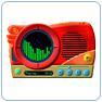 Prévisualisation : 43 Themes Windows Media Player Radio