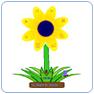 Prévisualisation : 43 Themes Windows Media Player Springflowers