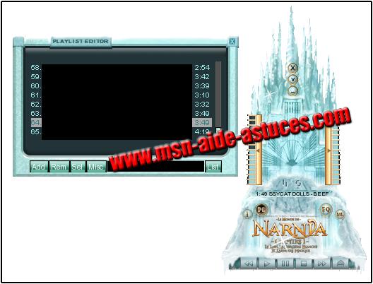 Theme Narnia Narnia
